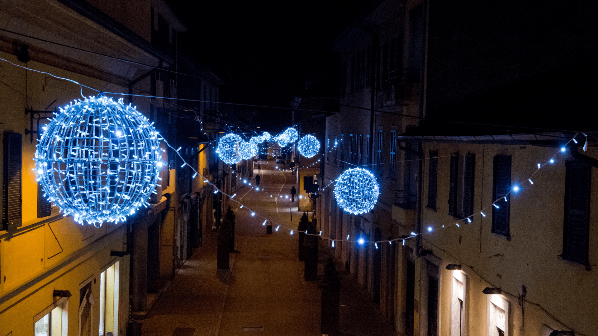 Luminarie negroni luminarie natalizie e illuminazioni stradali